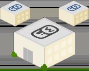 Multi-Location Graphic